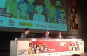 I Feria de Empleo y Emprendimiento de la Cámara de Comercio de A Coruña