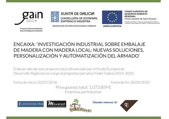 Proyecto Encaixa